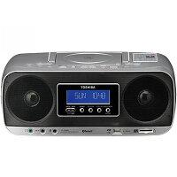 東芝TY-CWX81-S(シルバー)_SD/USB/CDラジオ