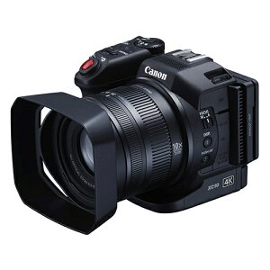 CANON XC10 業務用4Kデジタルビデオカメラ