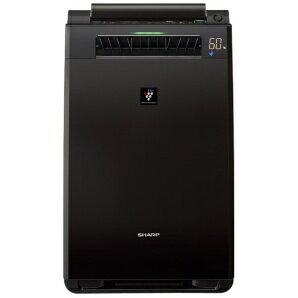シャープ KI-FX55-T(ブラウン) 加湿空気清浄機 空気清浄25畳/加湿18畳