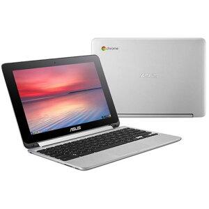 ASUS C100PA-RK3288(シルバー) Chromebook Flip C100PA…
