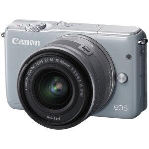 【在庫あり】【16時までのご注文完了で当日出荷可能!】CANON EOS M10 EF-M15-45 IS STM レンズ...