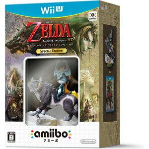 任天堂 Wii U ゼルダの伝説 トワイライトプリンセス HD SPECIAL EDITION