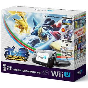 ポケモン Wii U ポッ拳 POKKEN TOURNAMENT セット