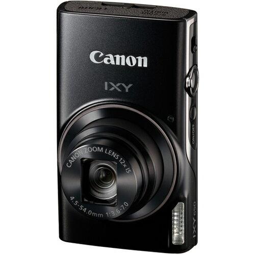 【長期保証付】CANON IXY 650(ブラック) コンパクトデジタルカメラ Wi-Fi対応