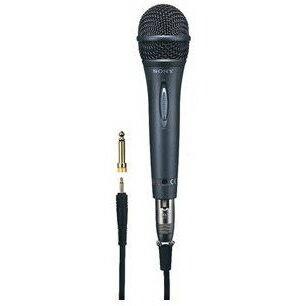 ソニー F-V420 ボーカル用ダイナミックマイクロホン コード長 3m プラグ 6.3/3.5mm
