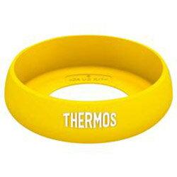 サーモス JDA-BOTTOM-COVER(S)-Y(イエロー) タンブラー用底カバー JDABCYひんやり 熱対策 アイス 冷感 保冷 冷却 熱中症 涼しい クール 冷たい
