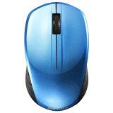 バッファロー BSMBW100BL(ブルー) USB ワイヤレスBlueLEDマウス 無線(2.4GHz)接続 3ボタン