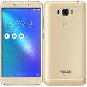 ASUS スマートフォン ZenFone3 Laser ゴールド SIMフリー LTE対応 ZC551KL-GD32S4