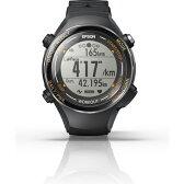 エプソン SF-850PJ(ジェットブラック) Wristable GPS ランニングギア 腕時計タイプ