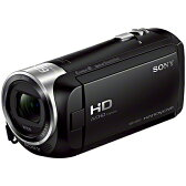 ソニー HDR-CX470-B(ブラック) Handycam デジタルHDビデオカメラレコーダー 32GB
