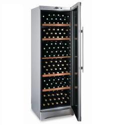【設置+リサイクル】三ツ星貿易 VF-373C コンプレッサー式ワインキャビネット 右開き 120本収納