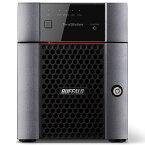 バッファロー TS3410DN0204 テラステーション 小規模オフィス・SOHO向け4ドライブNAS 2TB 4ベイ