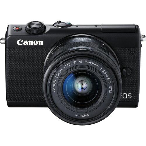 デジタルカメラ, ミラーレス一眼カメラ (Canon) EOS M100 EF-M15-45 IS STM() 180