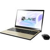 【長期保証付】NEC PC-NX850JAG(グレイスゴールド) LAVIE Note NEXT 15.6型液晶
