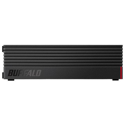 2TB ブラック HD-NRLC2.0-B / バッファロー (単品限定購入商品) USB3.0用 外付けHDD (Gen1) 【送料無料】 USB3.1