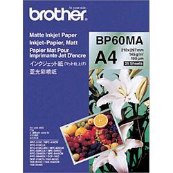 コピー用紙・印刷用紙, インクジェット用紙  BP60MA A4 25