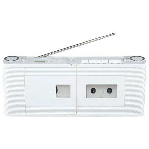 オーディオ, ラジカセ  TY-CDV1-W() CD FM