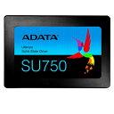 ADATA Technology ASU750SS-512GT-C Ultimate SU750 Ultimate SATA 6Gb/s 内蔵SSD 512GB