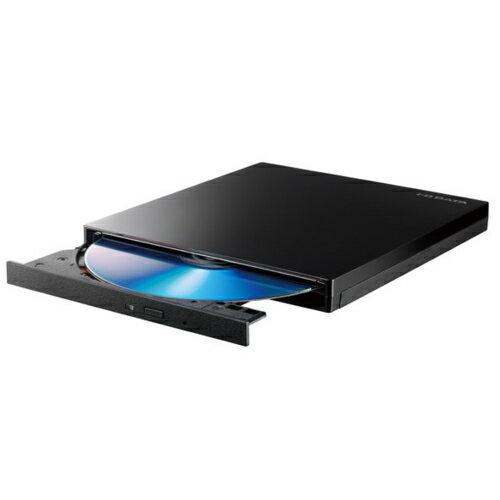 外付け光学式ドライブ, 外付けブルーレイディスクドライブ IODATA BRP-UT6UHDCK Ultra HD Blu-ray