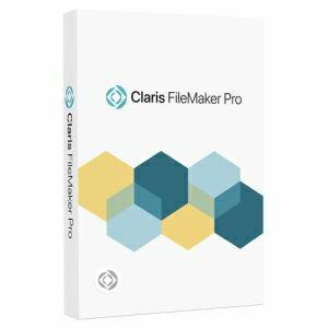 ファイルメーカー Claris FileMaker Pro 19 HP8H2J/A画像