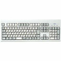 PCアクセサリー, デスクトップPC用キーボードカバー  FA-TIBM95 NEC PC98-NX Mate NX