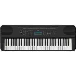 【長期保証付】ヤマハ PSR-E360-B(ブラック) 電子キーボード