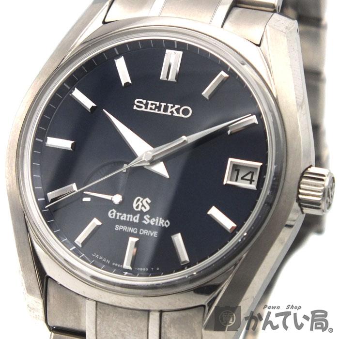 腕時計, メンズ腕時計 GrandSeiko SBGA127 700 AT USED-AB