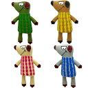 ペット用おもちゃ PUPUドッグズ 4色から選べる 犬用 ラテックス 玩具 ペット用 高反発 抗菌 清潔 その1
