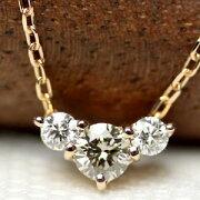 ダイヤモンド ペンダント ネックレス グレース ホワイトゴールド・ピンクゴールド・イエローゴールド