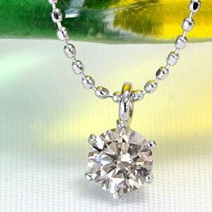 K18 シャンパン ブラウン ダイヤモンド 0.3ct ネックレスSIクラスアップホワイトゴールド、ピンクゴールド、イエローゴールド:ジュエリーエクセレンテ