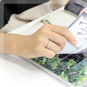 """無色透明F~Gカラー!K18エタニティダイヤモンドリング1ctご購入後もサイズ直しが可能な""""ほぼ""""フルエタニティダイヤリング1.0ct※デザイン上文字入れとなります【_包装】"""