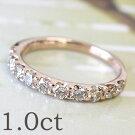 ダイヤエタニティエタニティリングK18ゴールドシャンパンブラウンダイヤモンド1カラットダイヤモンドエタニティ指輪リング1.0ct
