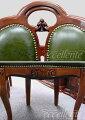 【ヨーロッパ家具】イタリア家具AM14-18イタリア製家具ダイニングセットAC