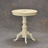アンティーク調 ロココ調イタリア家具スモールテーブル