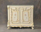 アンティーク調 イロココ調プリンセススタイルイタリア家具サイドボード