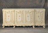 ロココ調プリンセススタイルイタリア家具サイドボード