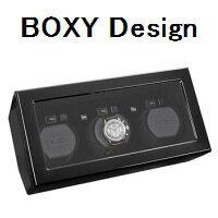 【送料無料】BOXYDesignWATCHWINDERウォッチワインダーワインダー3個DC03DS-BK