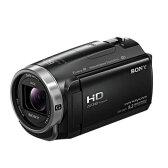 【送料無料】SONY ソニー デジタルHDビデオカメラレコーダー さらに手ブレに強くなり、美しい映像を残せる高画質スタンダードモデル HDR-CX675(B-ブラック) HDRCX675B