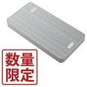 【送料無料】【特売品】TSSサムスンSDI製高容量セル採用デジタル残量表示急速充電モバイルバッテリー10000mATB100PA【AC】