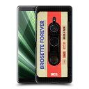 送料無料 オフィシャルBROS ビンテージ・カセットテープ ハードバックケース SONY 電話 1【楽天海外直送】