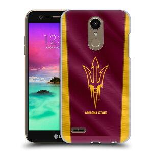 送料無料 オフィシャル ARIZONA STATE UNIVERSITY ASU アリゾナ州立大学 ハードバックケース LG 電話 1