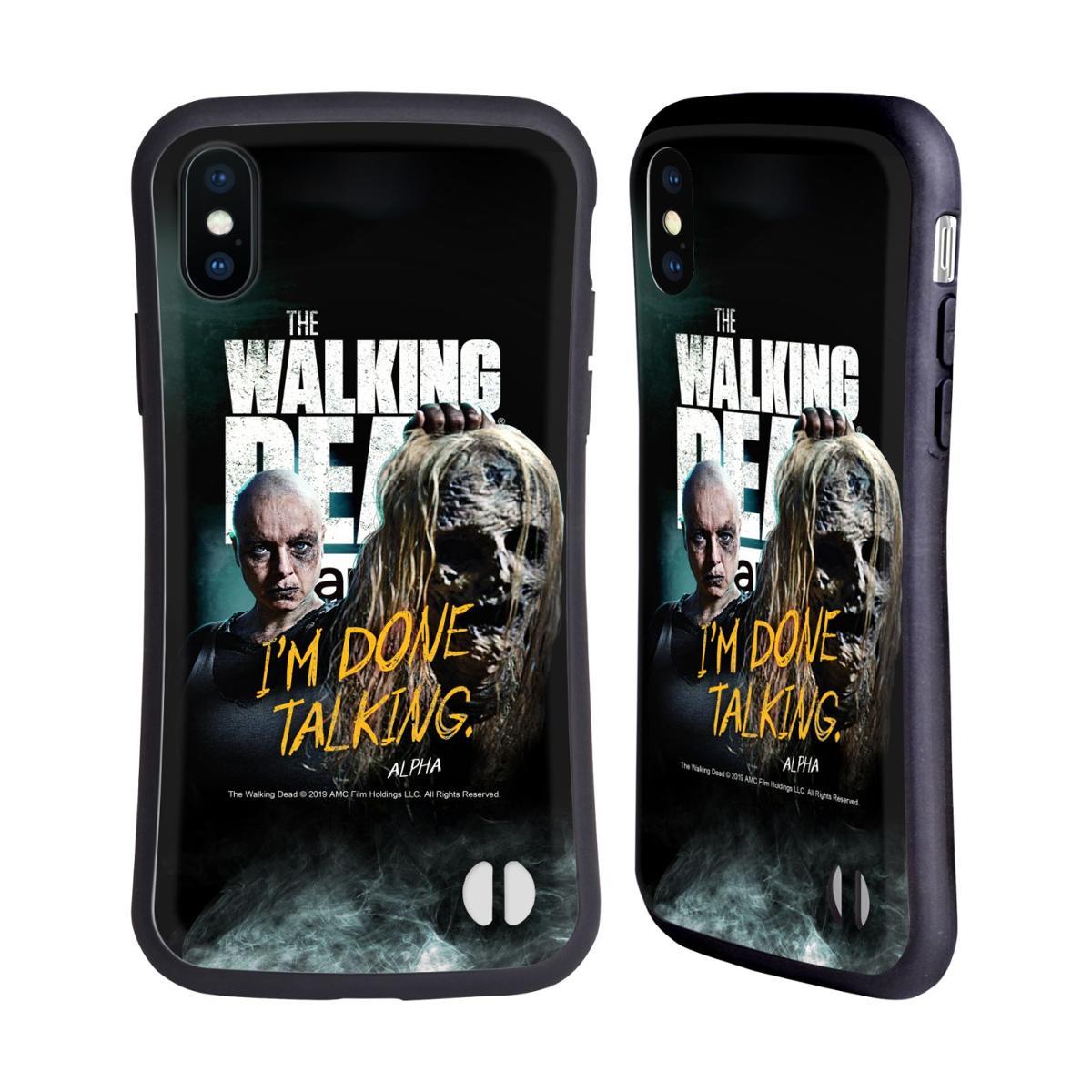 スマートフォン・携帯電話用アクセサリー, ケース・カバー  AMC THE WALKING DEAD 9 APPLE IPHONES