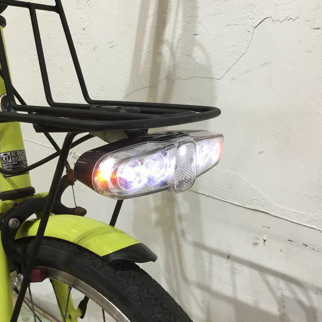 電動自転車 ママチャリ BRIDGESTONE アシスタスティラ アイボリー 26インチ 【KK079】 【神戸】