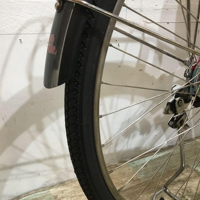 電動自転車 シティ YAMAHA PASCITY マットネイビー 27インチ【KK083】【神戸】
