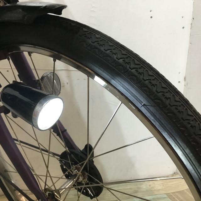 電動自転車 ママチャリ Panasonic ビビNX チョコブラウン 26インチ【KK084】 【神戸】