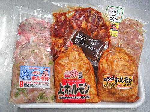 訳あり ホルモン福袋   スタミナ大満足セット B級グルメ  smtb-T  gourmet0118  バーベキュー  焼肉