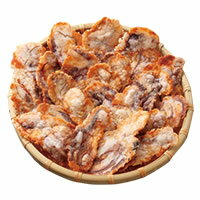 越前海鮮倶楽部得用たこから揚げせんべいせんべい煎餅