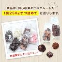 アウトレットチョコ(250g)/【訳あり】【5袋以上送料無料】【人気急上昇中!!!】 3