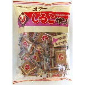 松永製菓 スターしるこサンド 230g【入数:12】【smtb-s】