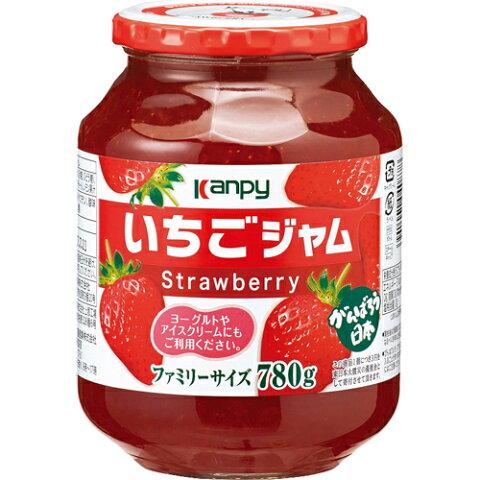 加藤産業 カンピー いちごジャム 780g【単品】